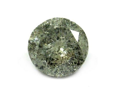 3.02 CT G-H  I3-PK ROUND LOOSE DIAMOND