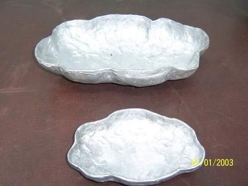 Designer Aluminium Bowls