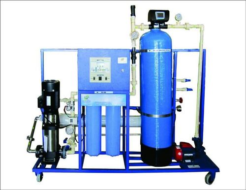 Automatic 250 LPH RO Plant (per Day 2500 littler per Day)