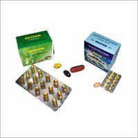 Multivitamin Softgel Capsules