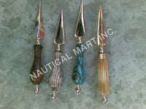 SET OF NAUTICAL BRASS KNIFE
