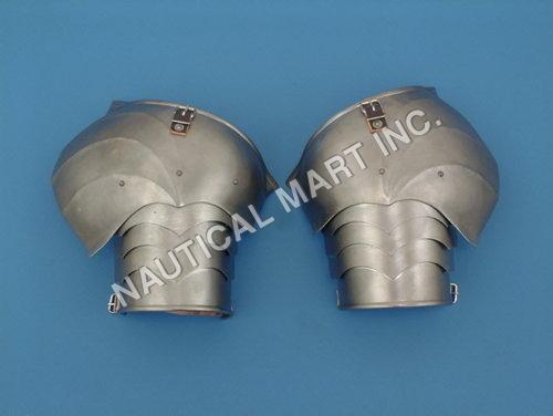 Wearable Iron Shoulder Set
