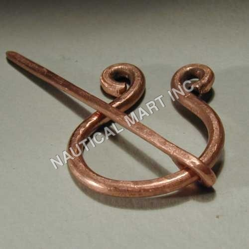 Armor Copper Pin