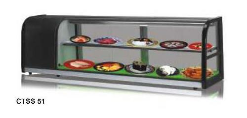 Counter Top Sushi Showcase - Celfrost - CTSS 51