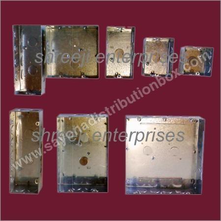 Metal Conceal Modular Box