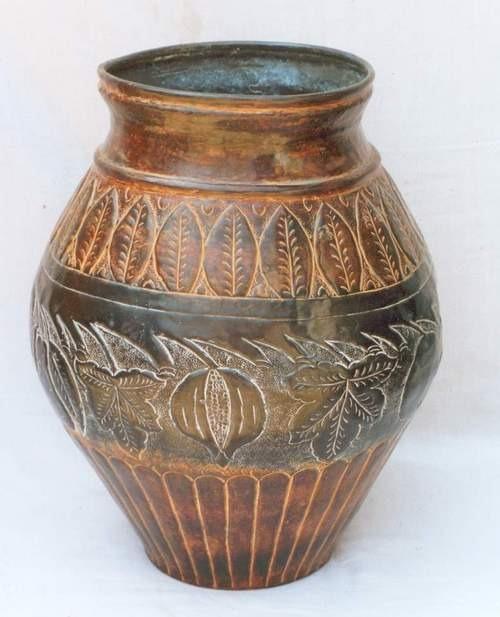 Sheet Metal Flower Vase