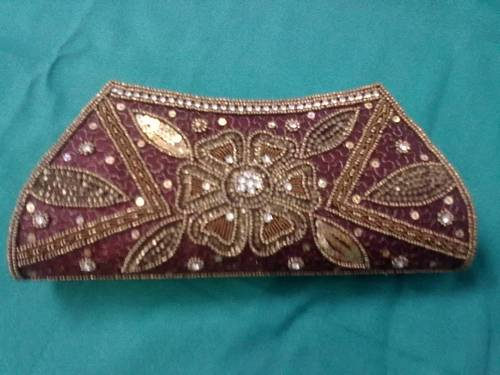 Beaded Clutch Bags