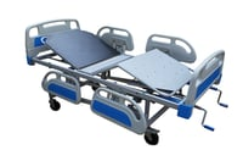 Hospital ICU bed Deluxe Model