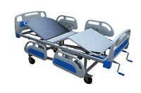 Hospital ICU bed Deluxe Model