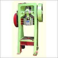 Single Action Power Press Machine