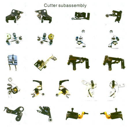 Cutter Subassembly