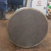 Tube Sheet Heat Exchanger