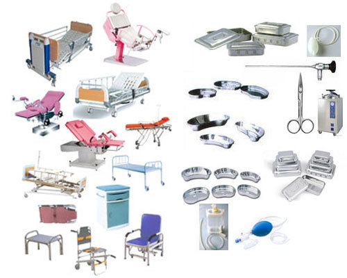 Medical, Diagnostic & Hospital Supplies