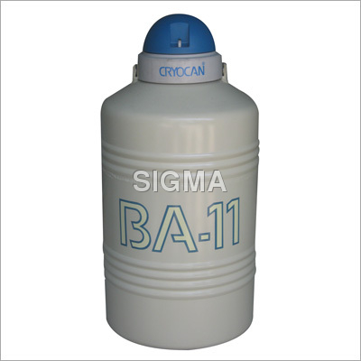 Industrial Liquid Nitrogen Container