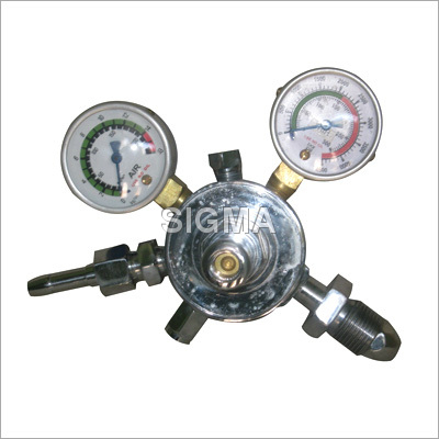 Brass Body Gas Regulator