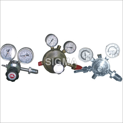 Stainless Steel Body Gas Regulators