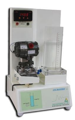 Level measurement using DPT