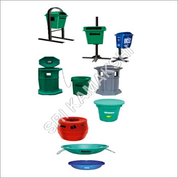 Industrial Litter Bins