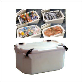 Plastic Ice Boxes