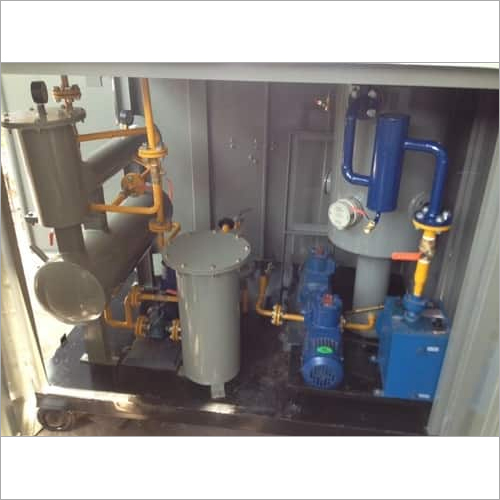NAS Oil Filtration on AMC basis