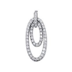 Avsar Real Gold and Diamond Fancy Pendants # AVP035