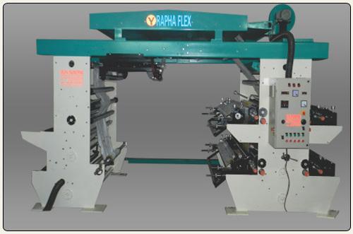 Y-RAPHA FLEXO-GRAPHIC PRINTING MACHINE