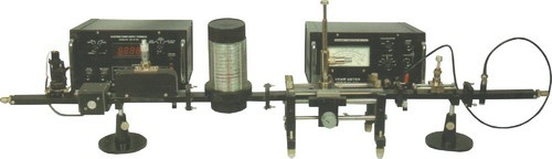 To Measure Dielectric Constant of Solid & Liquid and to Measure Phase Shift & 'O' of a Cavity