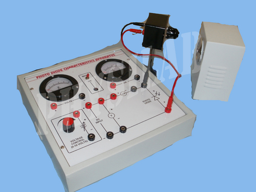 Photo Diode Characteristics Apparatus