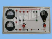 Thermistor Characteristics Apparatus -HLSI