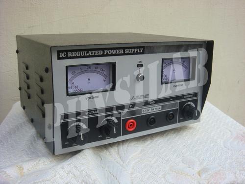 IC Regulated Power Supply 0-15 V - 2 Amp