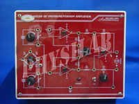 Study of Instrumentation Amplifier