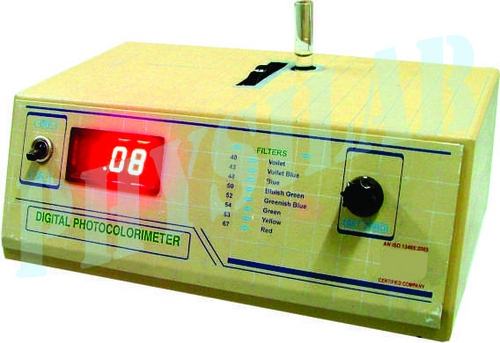 PHOTO COLORIMETERS