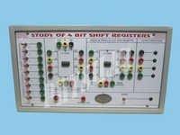 Study of Left,Right & Programmable Shift Register
