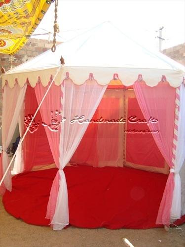 Handmade Luxury  Garden Pavilion Tents