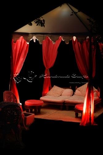 Luxury Garden Pergola Tents