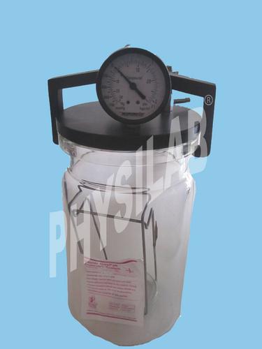 Anaerobic Culture Jar(gas pack jar)