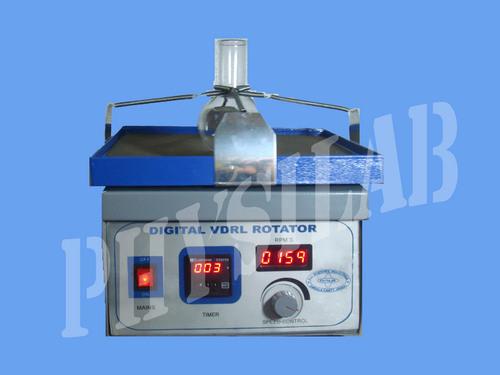 V.D.R.L. Rotator(Shaker) Variable Speed