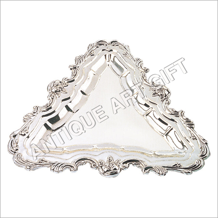 Silverplated Trays