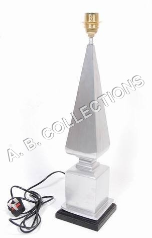 CONE SHAPE TABLE LAMP