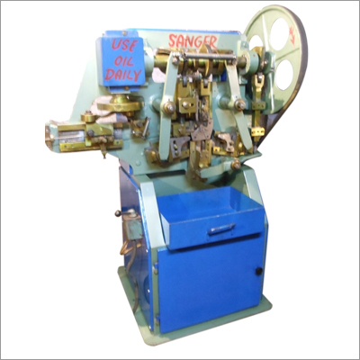 Cloth Hook  Making Machine