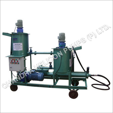 Electronic Grout Pumps