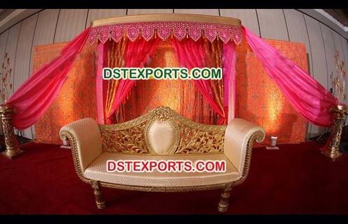 Arabian Wedding Night Stage