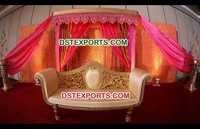 Arabian Wedding Night Stage