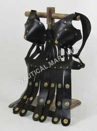Roman Lady Armor With Leather Strips