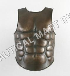 Greek Leather Muscle Armor