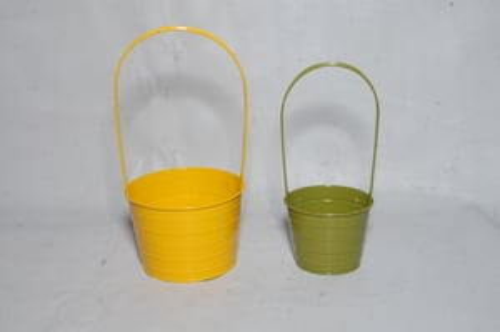 Decorative Pails Set
