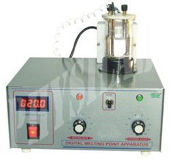 Melting Point Apparatus Precision / Digital