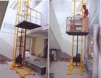 Tirupur Textile Industrial Hydraulic Goods Lift