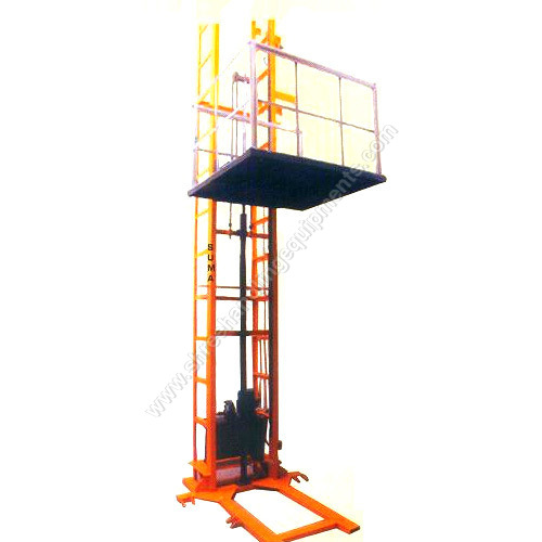 Electric Goods Lift