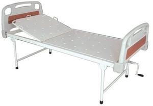 Hospital Semi Fowler Bed ABS Panel